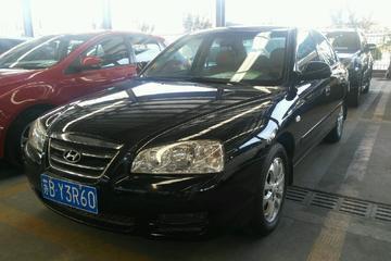 现代 伊兰特三厢 2010款 1.6 手动 舒适型GL