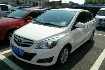 北京汽车 E系列三厢 2013款 1.5 自动 乐天版