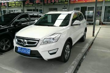 北京汽车 绅宝X65 2015款 2.0T 手动 豪华版