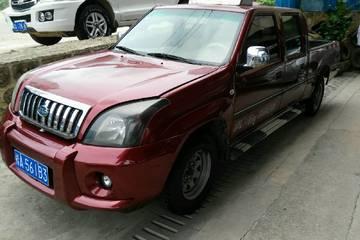 江淮 瑞铃 2011款 2.5T 手动 舒适型标双后驱 柴油