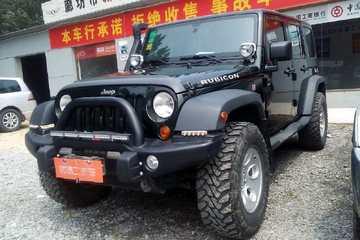 Jeep 牧马人 2011款 3.8 自动 Rubicon四门