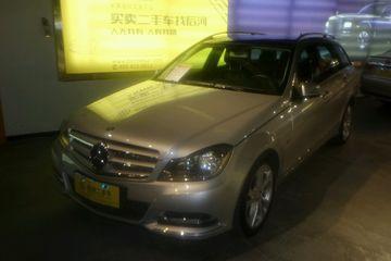 奔驰 C级三厢 2011款 1.8 自动 C200