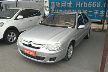 雪铁龙 爱丽舍三厢 2010款 1.6 自动 科技型