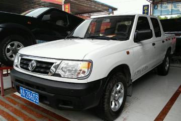 日产 锐骐皮卡 2014款 2.2T 手动 标准型后驱 柴油