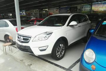 北京汽车 绅宝X65 2015款 2.0T 手动 精英版