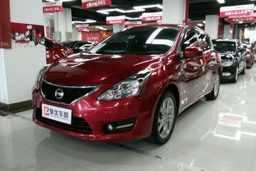 日产 骐达 2011款 1.6T 手动 炫动型
