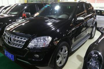 奔驰 ML级 2010款 3.5 自动 ML350豪华型四驱
