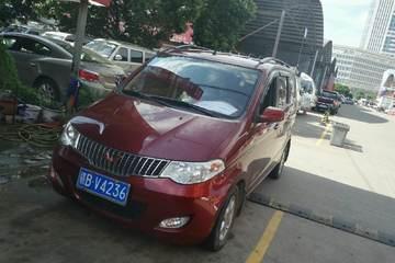 五菱 宏光 2013款 1.5 手动 舒适型5-8座