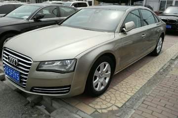 奥迪 A8L 2012款 3.0T 自动 (290HP)舒适型四驱