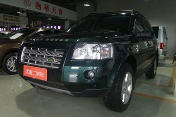 路虎 神行者 2010款 2.2T 自动 TD4 SE 柴油