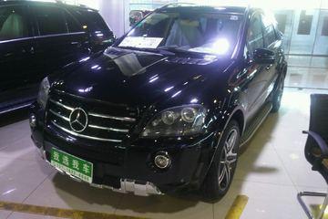 奔驰 AMG-M级 2011款 6.2 自动 ML63四驱