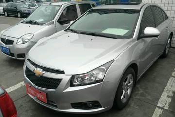 雪佛兰 科鲁兹三厢 2011款 1.6 手动 SE