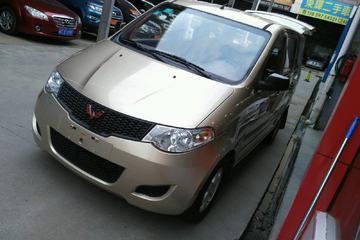 五菱 宏光 2010款 1.2 手动 舒适型7座节能版
