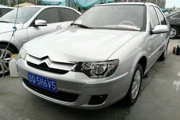雪铁龙 爱丽舍三厢 2011款 1.6 手动 科技型