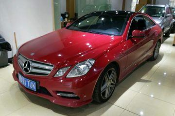 奔驰 E级Coupe 2012款 1.8T 自动 E260