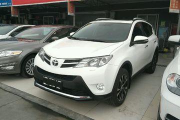 丰田 RAV4 2013款 2.5 自动 豪华型四驱