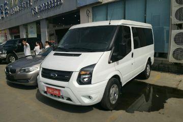 福特 全顺新世代 2013款 2.4T 手动 豪华型短轴中低顶 柴油 国IV