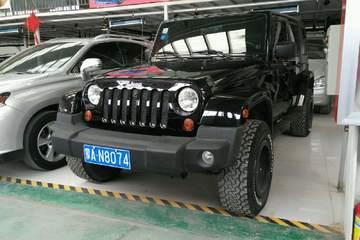 Jeep 牧马人 2010款 3.8 自动 Sahara四门
