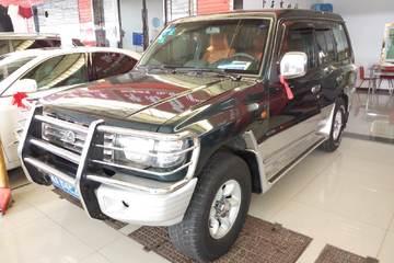 猎豹 黑金刚 2009款 2.4 手动 舒适型四驱