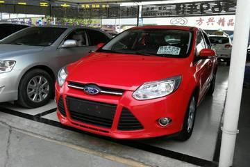 福特 福克斯两厢 2012款 1.6 自动 风尚型