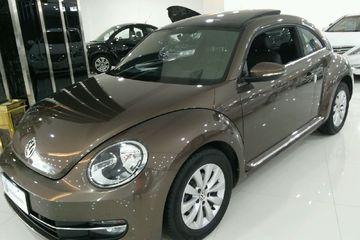 大众 甲壳虫 2013款 1.2T 自动 舒适型