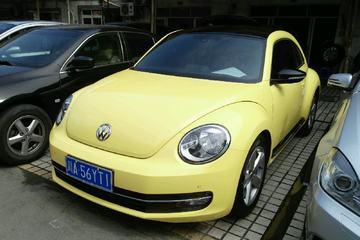 大众 甲壳虫 2013款 1.4T 自动 豪华型