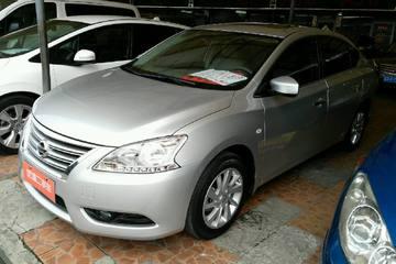 日产 轩逸 2012款 1.6 自动 XL豪华版
