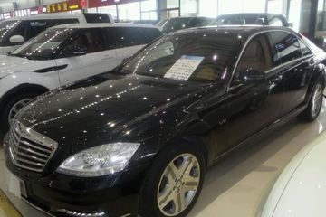 奔驰 S级 2011款 3.5 自动 S350L