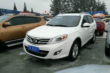 广汽传祺 传祺GS5 2013款 2.0 自动 周年纪念版前驱