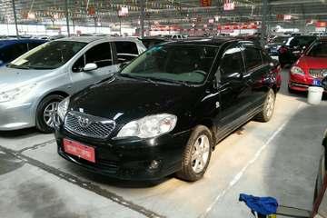丰田 花冠 2009款 1.6 手动 豪华型