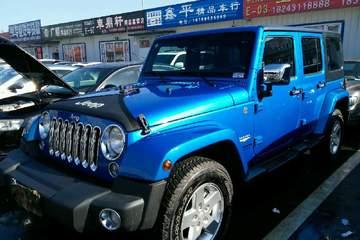 Jeep 牧马人 2015款 2.8T 自动 Sahara舒享版四门 柴油