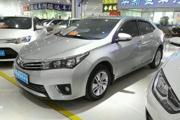 丰田 卡罗拉 2014款 1.6 手动 GL-i