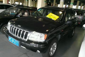 Jeep 大切诺基 2004款 4.0 自动 豪华型