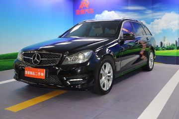 奔驰 C级旅行车 2011款 1.8T 自动 C200豪华运动版