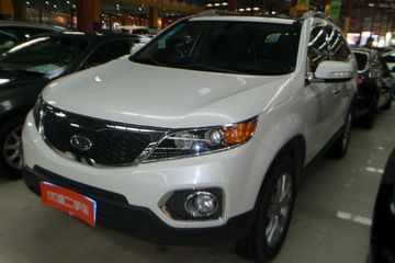 起亚 索兰托 2010款 2.2T 自动 豪华型5座 柴油
