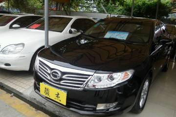 广汽传祺 传祺GA5 2011款 2.0 自动 精英版
