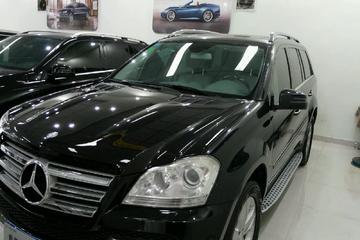 奔驰 GL级 2009款 4.7 自动 GL450尊贵型四驱