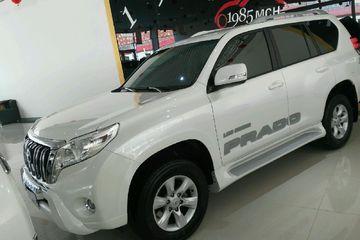 丰田 普拉多 2014款 2.7 自动 标准版