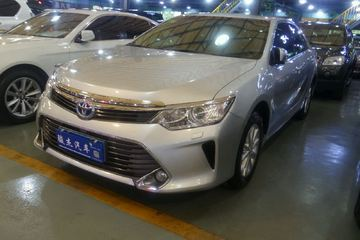 丰田 凯美瑞 2015款 2.5 自动 HG豪华导航版 油电混合
