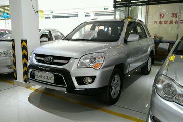 起亚 狮跑 2011款 2.0 自动 GLS前驱