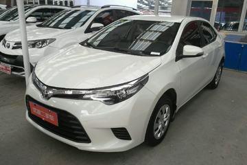 丰田 雷凌 2014款 1.6 手动 E新锐版