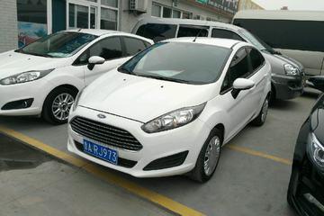 福特 嘉年华三厢 2013款 1.5 手动 时尚型