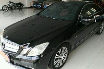 奔驰 E级Coupe 2010款 1.8T 自动 E260