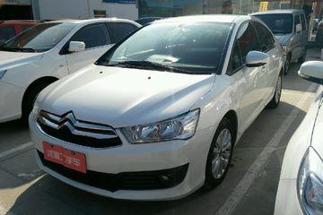 雪铁龙 世嘉三厢 2013款 1.6 手动 品尚型CNG