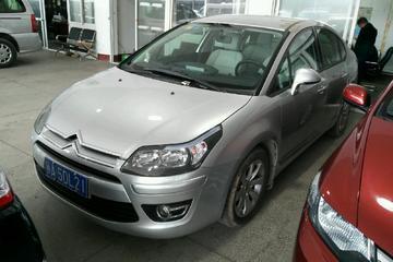 雪铁龙 世嘉三厢 2011款 1.6 自动 冠军版