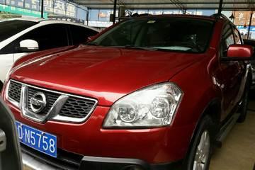 日产 逍客 2012款 2.0 自动 XL火前驱