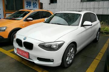 宝马 1系两厢五门版 2012款 1.6T 自动 116i领先版