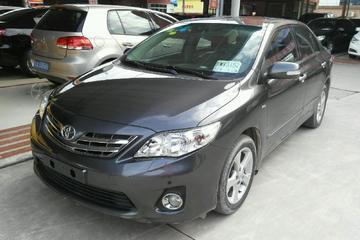 丰田 卡罗拉 2011款 2.0 自动 GLX
