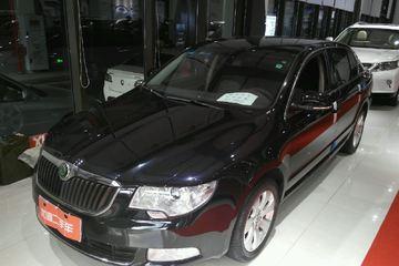 斯柯达 昊锐 2012款 1.8T 自动 优雅版 油气混合