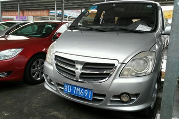 福田 蒙派克 2008款 2.0 手动 M财富快车舒适型长轴6座SL